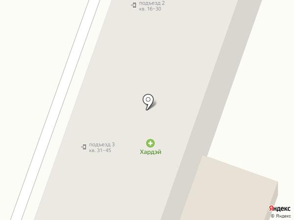 Экономыч на карте Находки