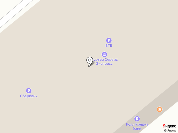 Миракл-Тур на карте Находки