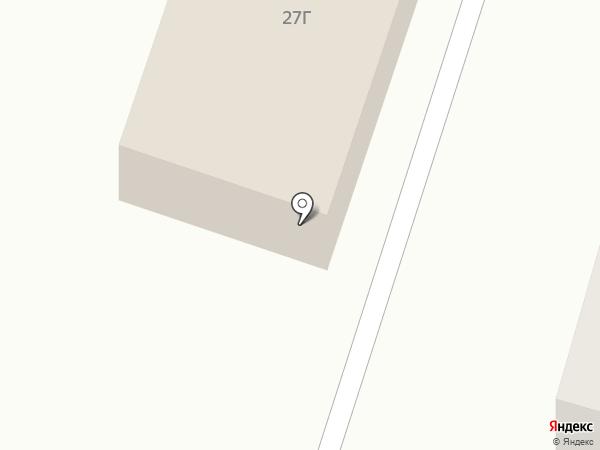 Маяк на карте Находки
