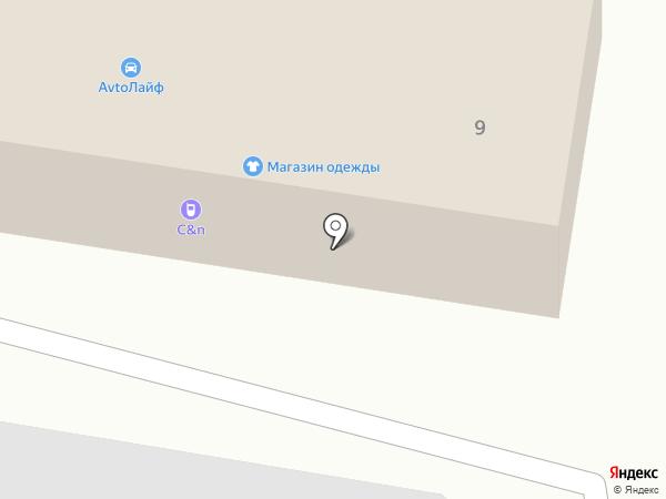 Вершина на карте Находки