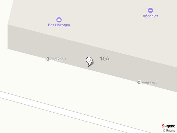 Rubberwood на карте Находки