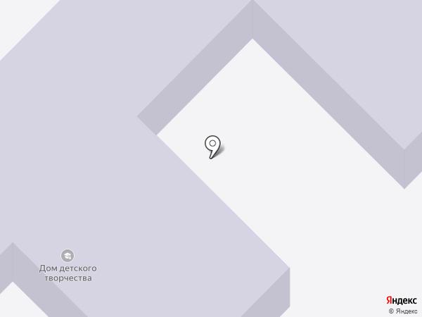 Дом детского творчества на карте Находки