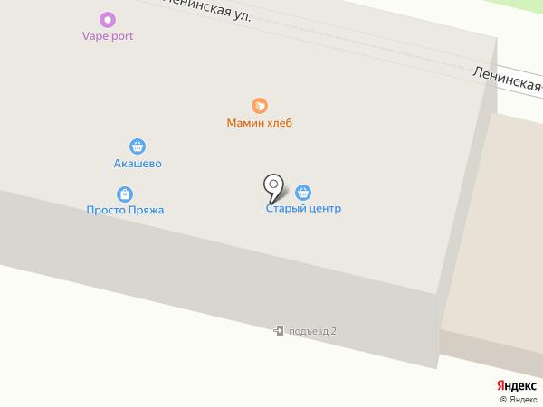 Киберкасса на карте Находки