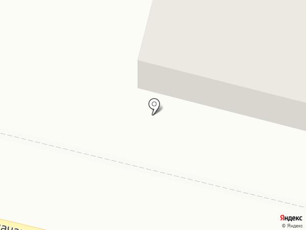 Айздравит на карте Находки