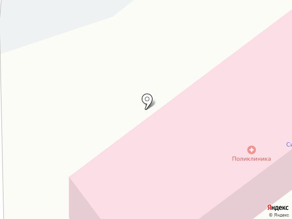Городская поликлиника №2 на карте Находки