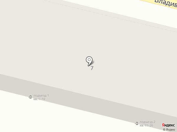 Билетур на карте Находки