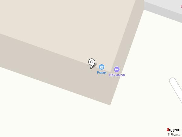Тандыр Хауз на карте Находки