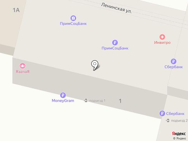 Ростелеком, ПАО на карте Находки
