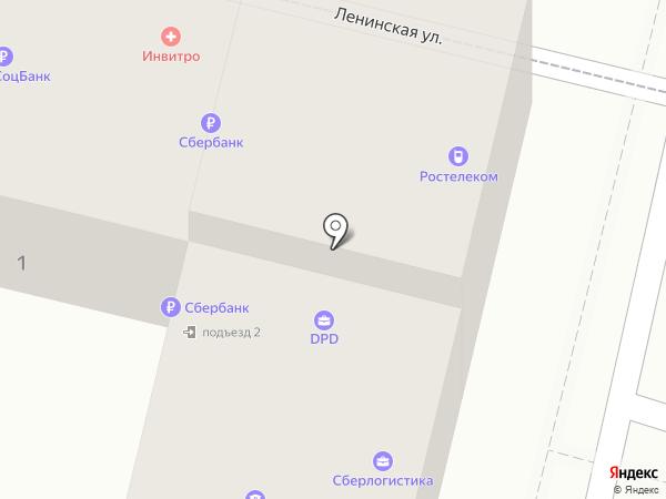 Солид банк на карте Находки