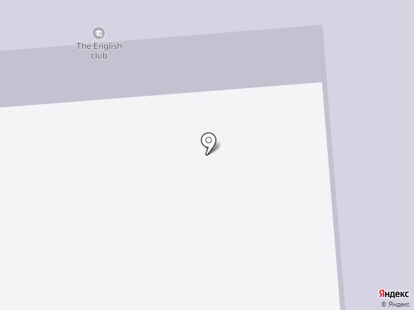 Заря на карте Находки