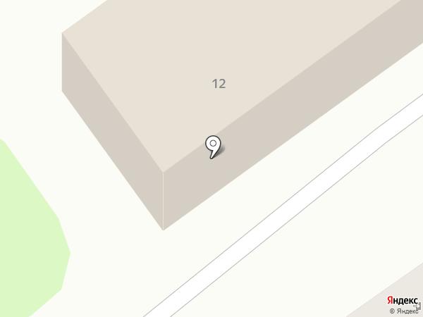 Детская музыкальная школа №1 на карте Находки