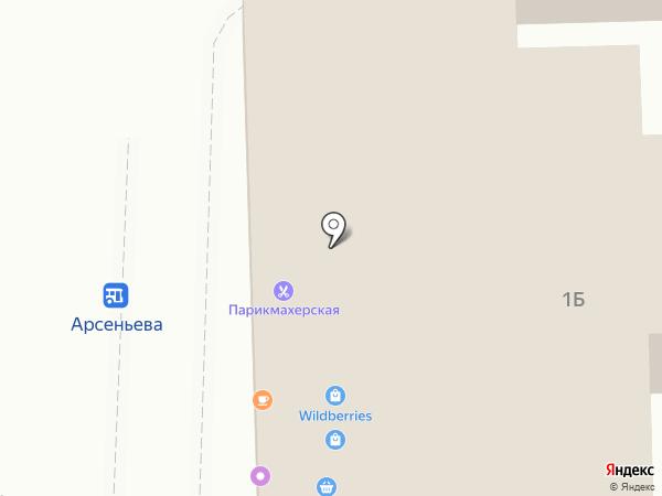 Успех на карте Находки