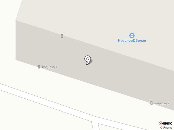 Эскулап-М на карте Находки