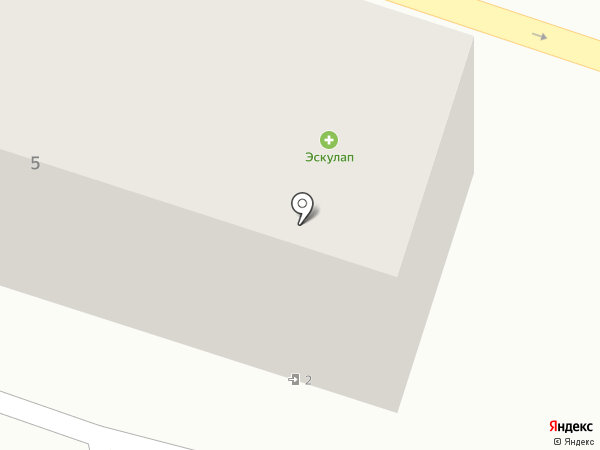 Кредо на карте Находки