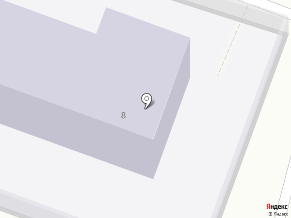 Коррекционная школа-интернат для детей-сирот на карте Находки