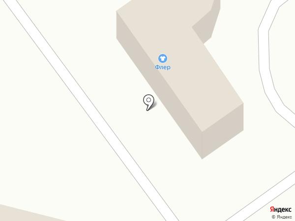 Флер на карте Находки