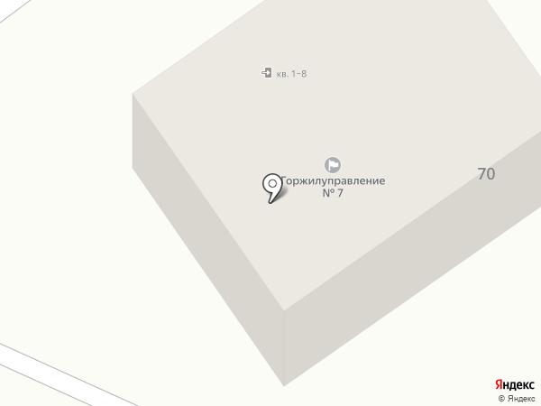 Восток на карте Находки