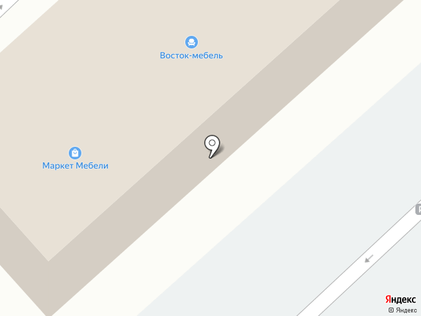КАНРиЛ на карте Находки