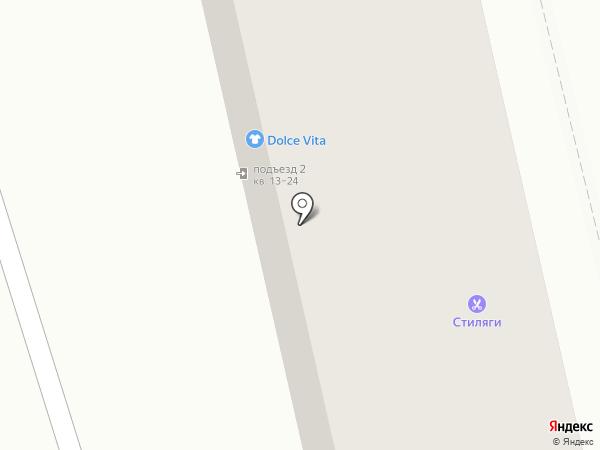 На Заводской на карте Находки