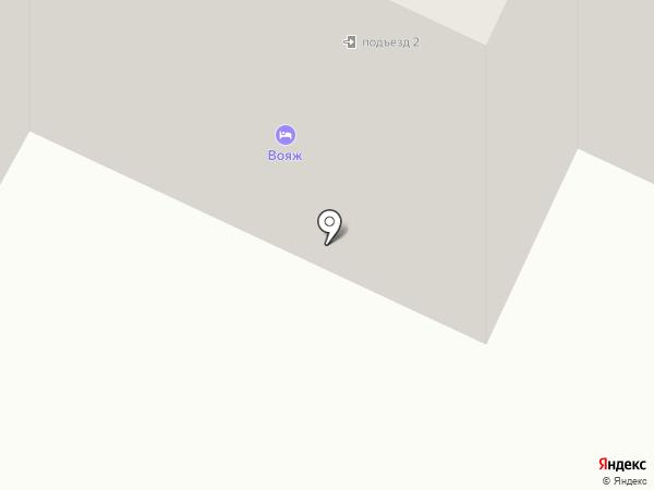 Светоч на карте Находки