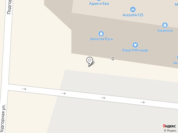 АвтоМама на карте Находки