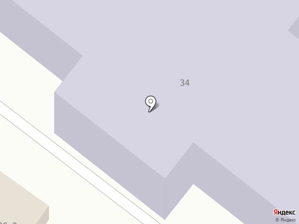 МГУ на карте Находки