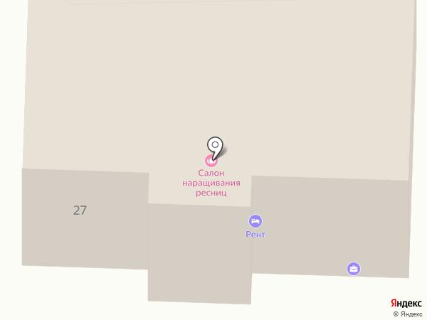 Рент на карте Находки