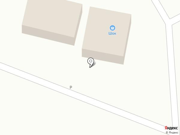 Ассорти на карте Находки