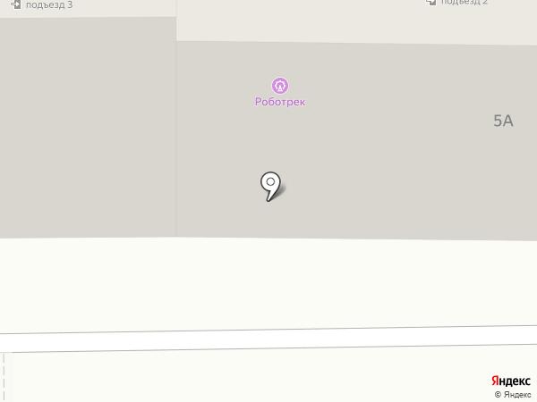 Бизнес Вектор на карте Находки