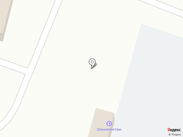 Автостоп на карте Находки