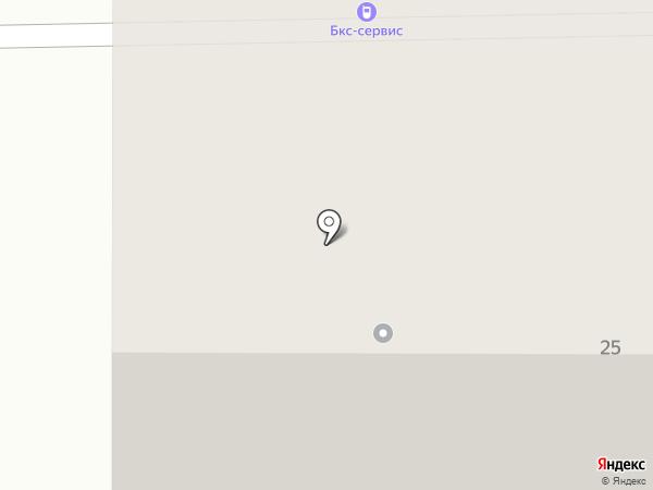 Следственное отдел на карте Находки