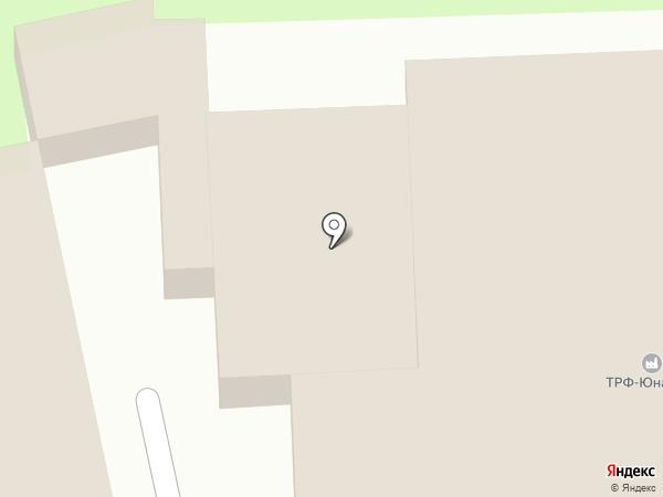 трф- Юнайтед на карте Находки