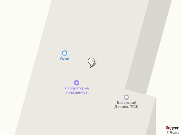 Крепость на карте Находки