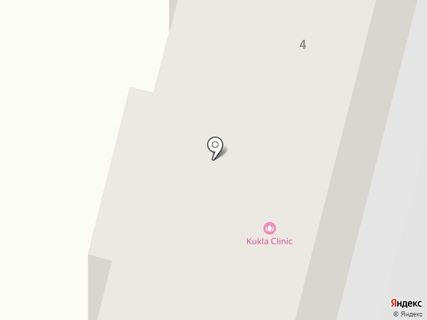 Цитадель на карте Находки