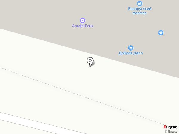 Банкомат, Альфа-банк на карте Находки
