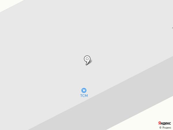 ТСМ на карте Находки