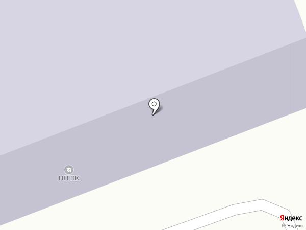 НГГПК на карте Находки