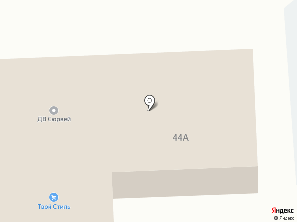 Бридж Лоджистикс на карте Находки