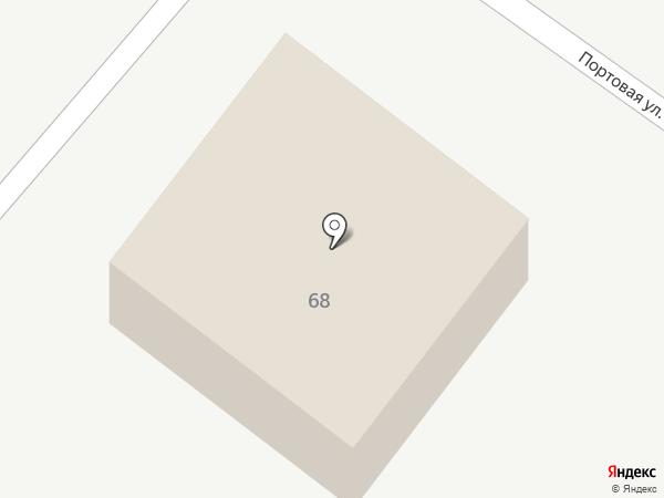 Встреча на карте Находки