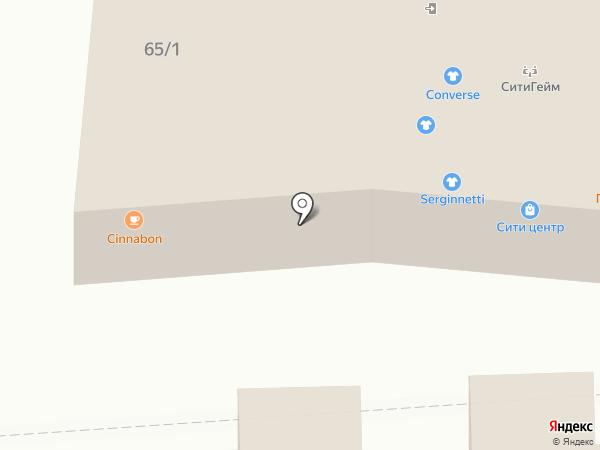 Соловей на карте Находки
