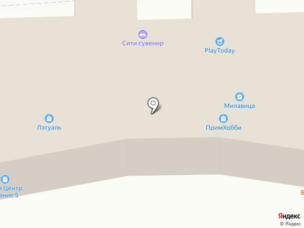 БОЛЬШАЯ МОДА на карте Находки