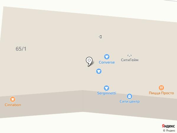 Hesburger на карте Находки