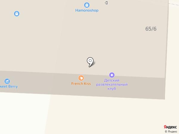 Союз-Гармония на карте Находки