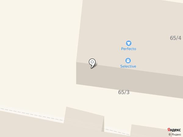 ИРИНА & К на карте Находки