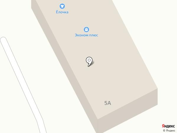 Ёлочка на карте Находки