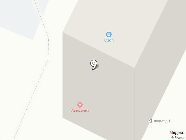 Эскимо на карте Находки