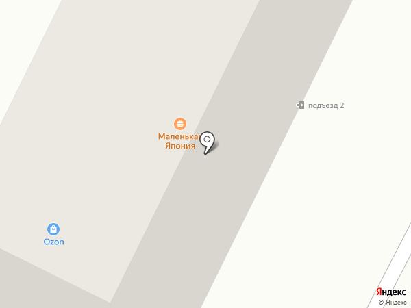 MONICA на карте Находки
