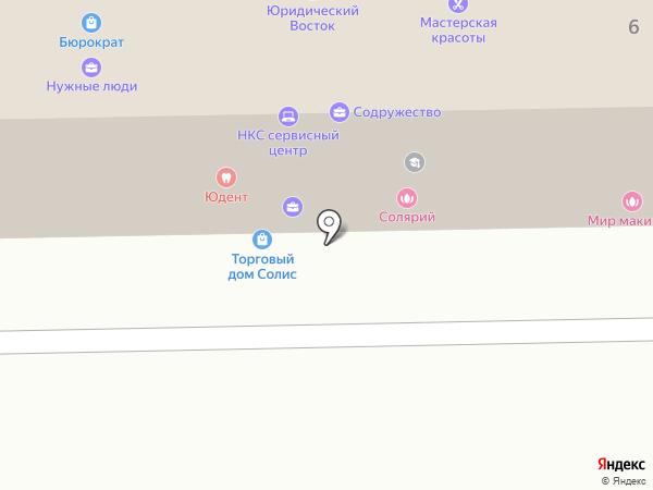 Пасифик лайн на карте Находки