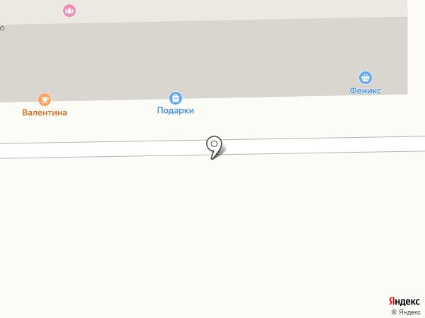 Выбор на карте Находки
