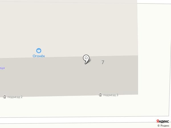 Браво на карте Находки